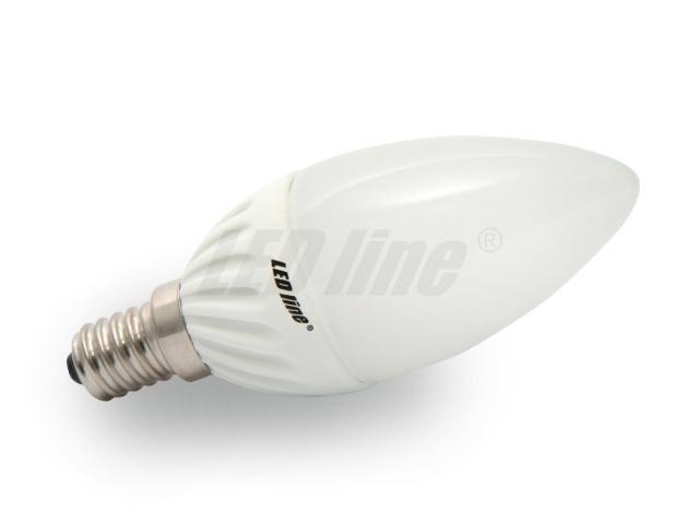 E14 led lampe 4w 12 neu 2835 smd led 230v ccd 360lm kaltweiss