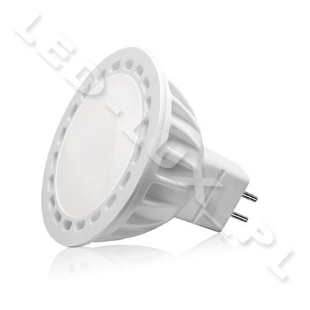 4 5w mr16 led 12v mr16 led lampe 420lm 3000k warmweiss. Black Bedroom Furniture Sets. Home Design Ideas