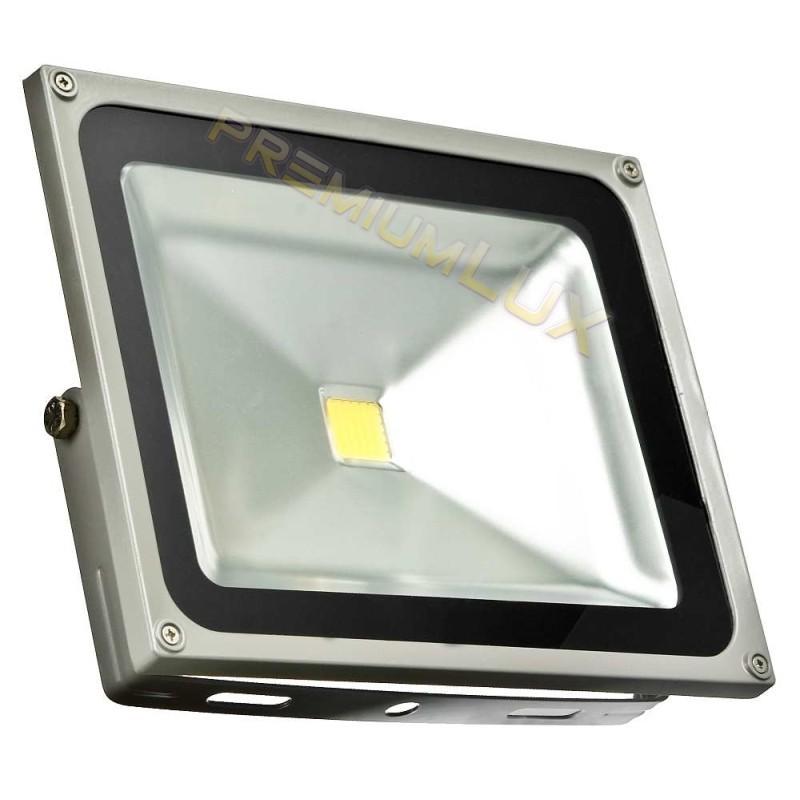 Bekannt LED Strahler, LED Fluter, 50 Watt Warmweiss LED Flutlicht, 50W EA87