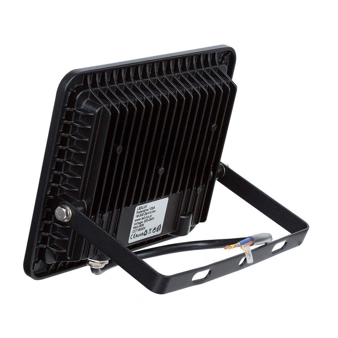 Gut bekannt LED Strahler, LED Fluter, SLIM 50 Watt Warmweiss 3000K LED SU14