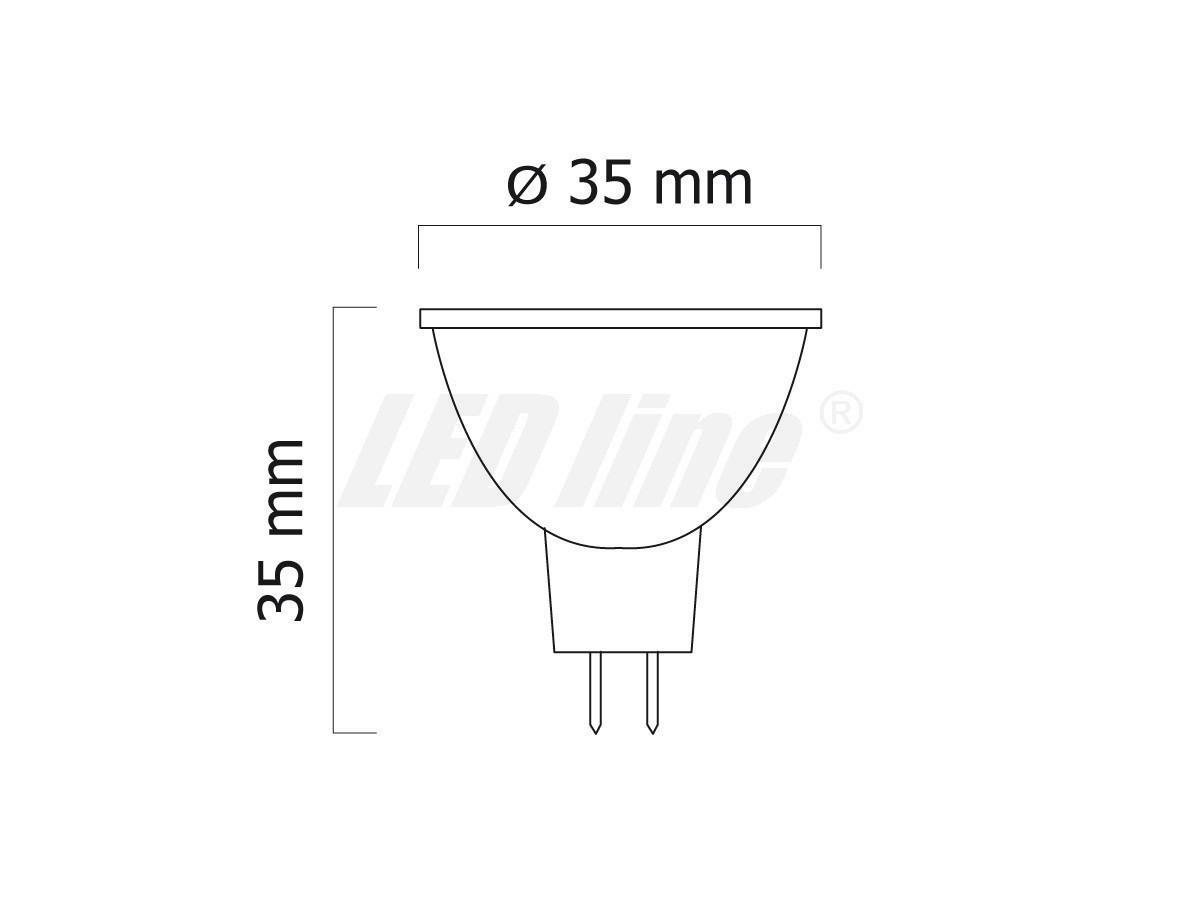 MR11 G4 12SMD LED Lampe Leuchte Strahler MR11 3W 12SMD 12V DC mit schutzglass Warmweiß 180 Lumen