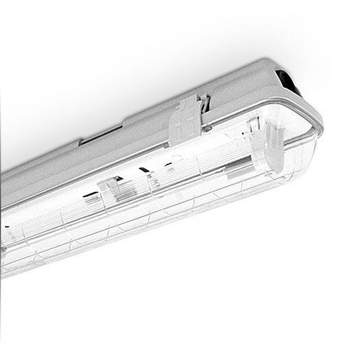 LED Wannenleuchte Leuchtstofflampe IP65, 1x T8 LED, 60cm