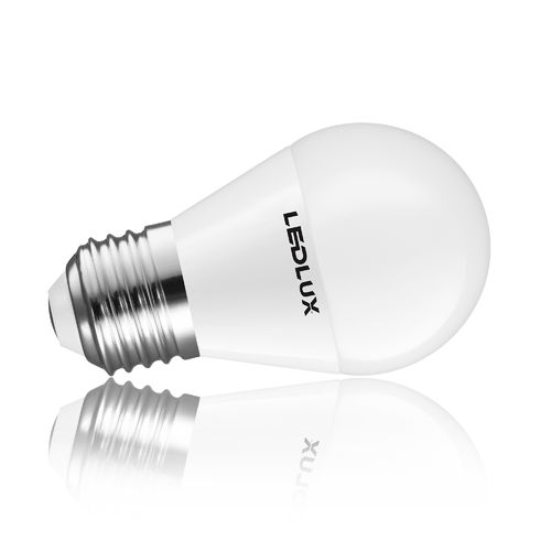 E27 LED lampe, 12W Warmweiss, 1200 Lumen Ø 45mm Ra >80, 230V CCD =100W